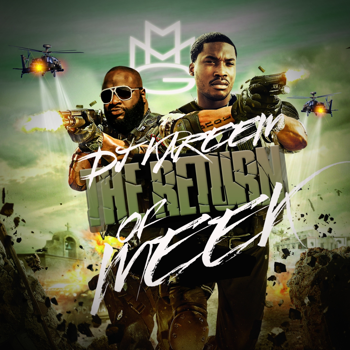 Dj Kareem Presents The Return Of Meek Mill Mix on SoundCloud